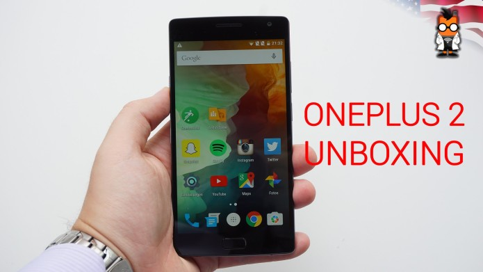 This is the OnePlus 2 (unboxing and hands-on)