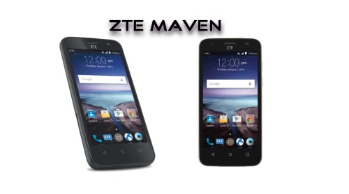 AT&T GoPhone – ZTE Maven 4G No-Contract Phone Review