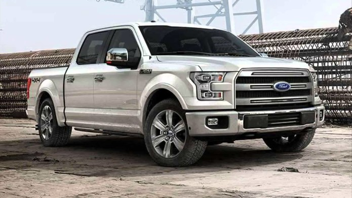 Ford Gives F-150 a sport mode borrowed from the Mustang