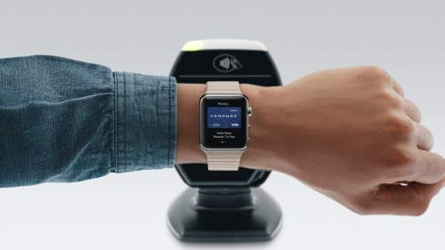 Have 80% of Apple Watch owners used Apple Pay?