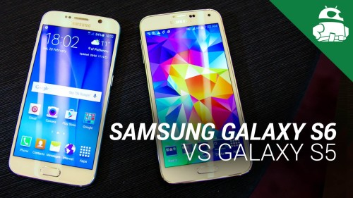 Samsung Galaxy S5 vs S6 comparison: What's the difference between S5 & S6? Despite a couple of significant losses, the Galaxy S6 is a brilliant upgrade over the S5