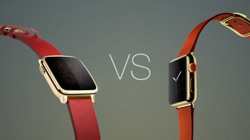 Pebble Time vs Apple Watch comparison: New smartwatches look alike but are actually very, very different