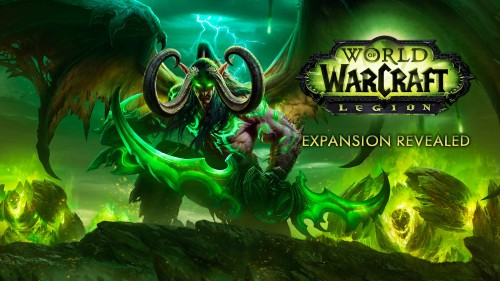 'World Of Warcraft' Sixth Expansion Announced, 'Legion' Has Too Many Goodies To Miss Out On