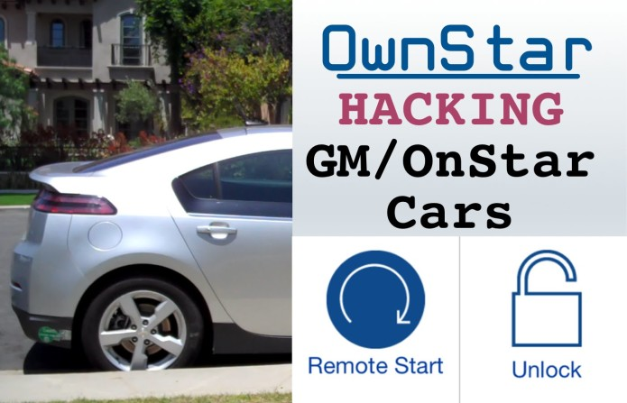 OwnStar car hacker can remotely unlock BMWs, Benz and Chrysler