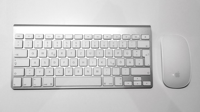 New Apple mouse, keyboard incoming with Bluetooth LE