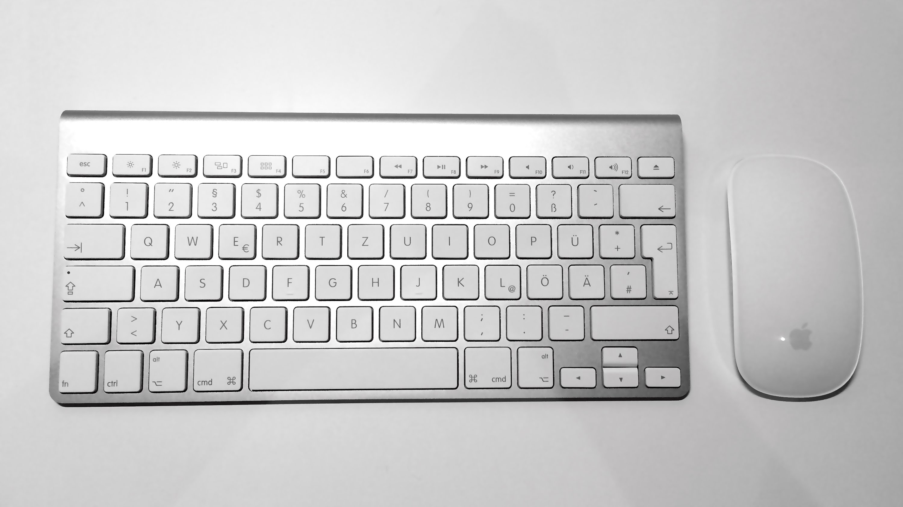 a3e2ea22842 New Apple mouse, keyboard incoming with Bluetooth LE | GearOpen
