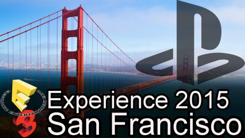 PlayStation Experience 2015 announced for San Francisco