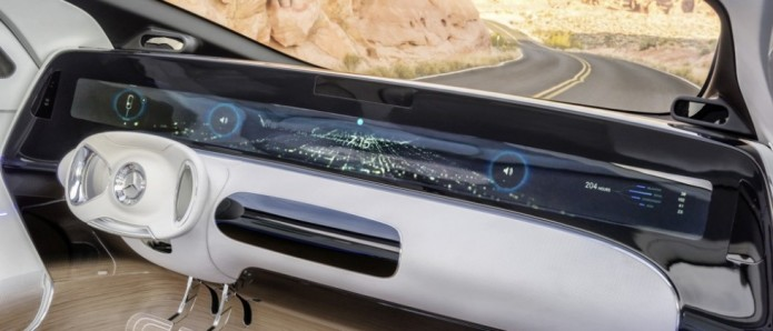 Apple's autonomous car may be headed to the test track