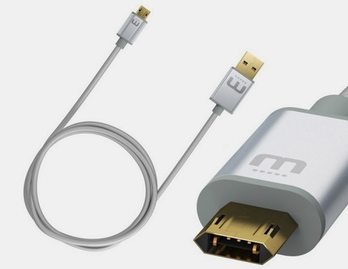MicFlip Is The Reversible Micro-USB Cable You've Always Wanted