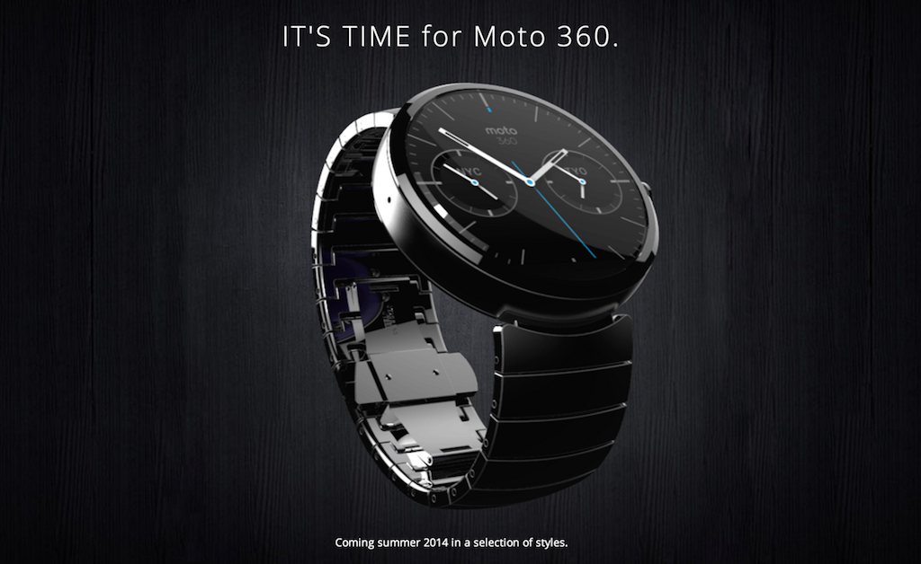 Motorola's next smartwatch might come in small and large ...