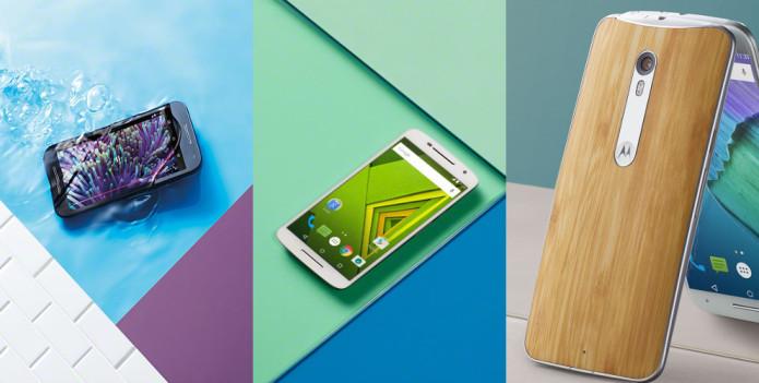 Moto X Style, Moto X Play, and Moto G on sale in Australia