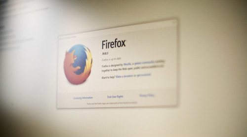 Firefox has a new security hole, but you can already patch it