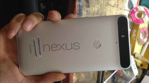 Huawei Nexus leaks again: Snapdragon 810 and USB-C