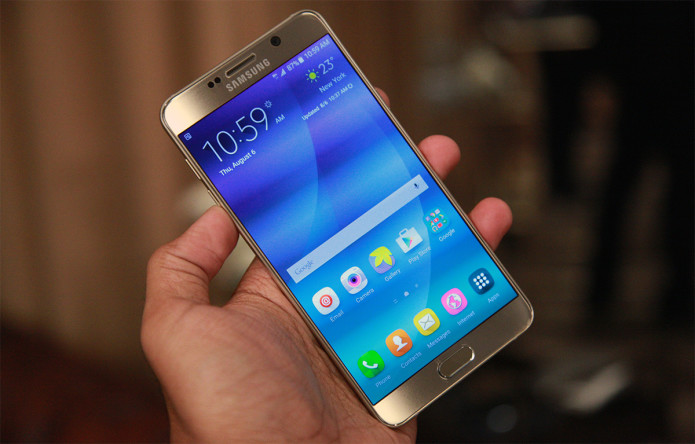 Meet the Galaxy Note 5: Samsung's most elegant phablet yetMeet the Galaxy Note 5: Samsung's most elegant phablet yet