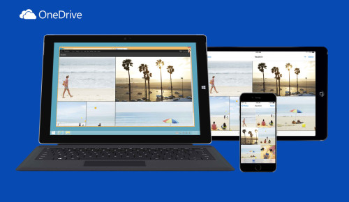 OneDrive will tell you when someone's editing your files