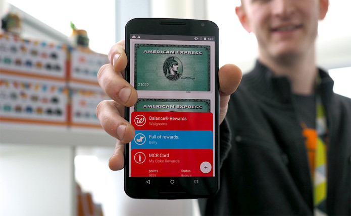 Android Pay launch this week tips McDonald's leak