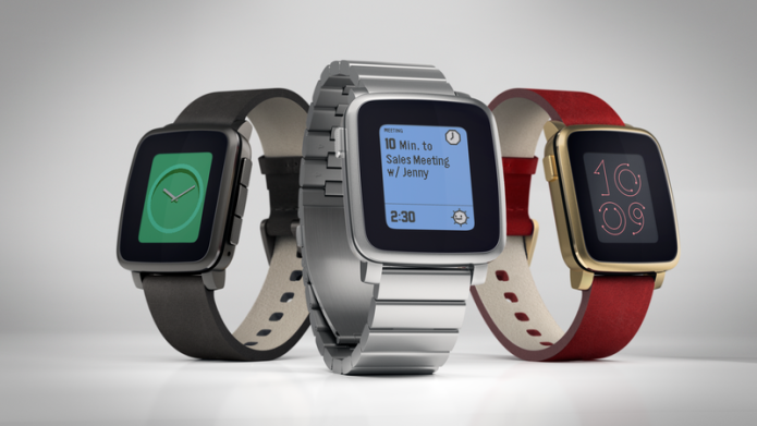 Pebble Time Steel smartwatch goes up for pre-order as early reviews roll in