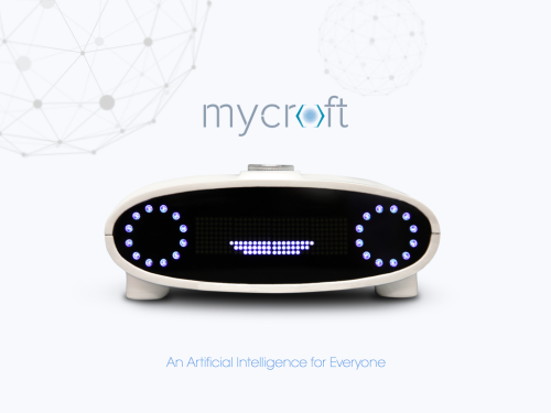 Meet Mycroft, an open-source smart-home AI platform