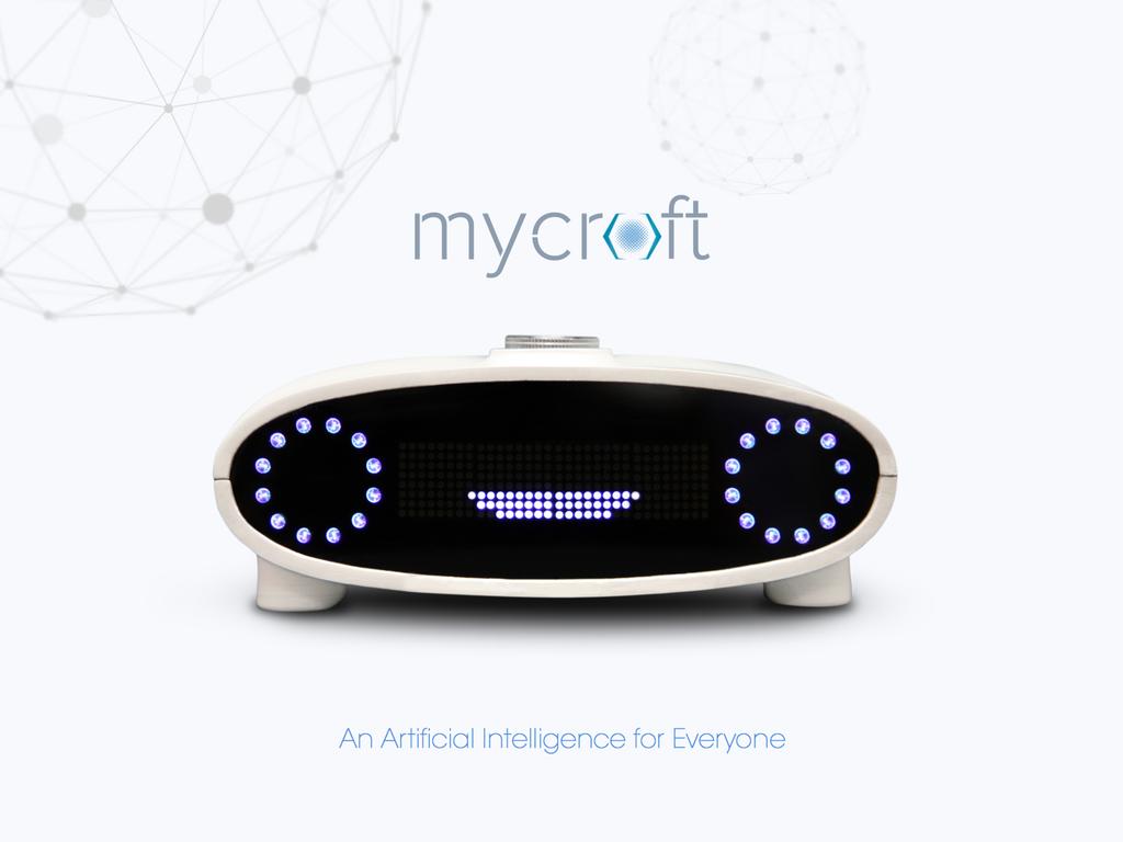 meet mycroft an open source smart home ai platform gearopen. Black Bedroom Furniture Sets. Home Design Ideas