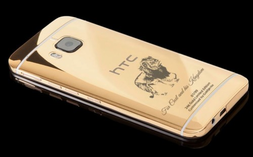 Cecil the Lion 24k Gold limited edition phone revealed