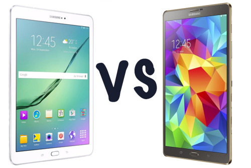 Samsung Galaxy Tab S vs Galaxy Tab S2 comparison: Samsung's latest tablet is even better than its predecessor