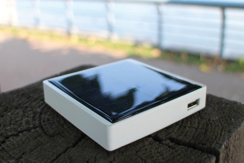 Pocket Sun Power Bank Integrates Solar, Kinetic, And Thermoelectric Chargers