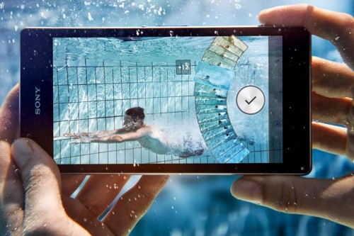 Sony Xperia Z3+ is waterproof