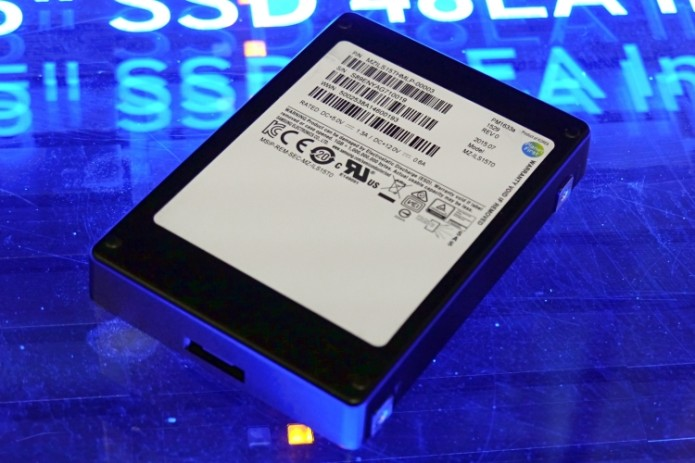 Samsung's 16TB SSD Is The Largest Capacity Hard Drive You Can Buy