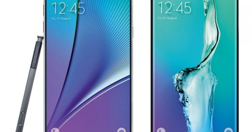 Samsung Galaxy Note 5 and S6 Edge Plus renders leak