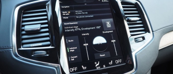 The Problem with Touch controls in the Automotive Industry