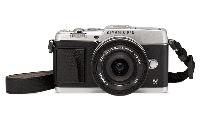 Olympus PEN E-P5 Review
