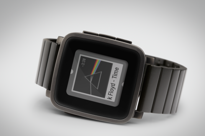 Reservations for the Pebble Time Steel start now