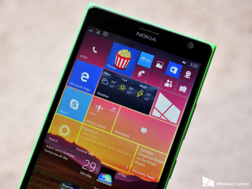 These are the first 10 Lumias to get Windows 10 Mobile