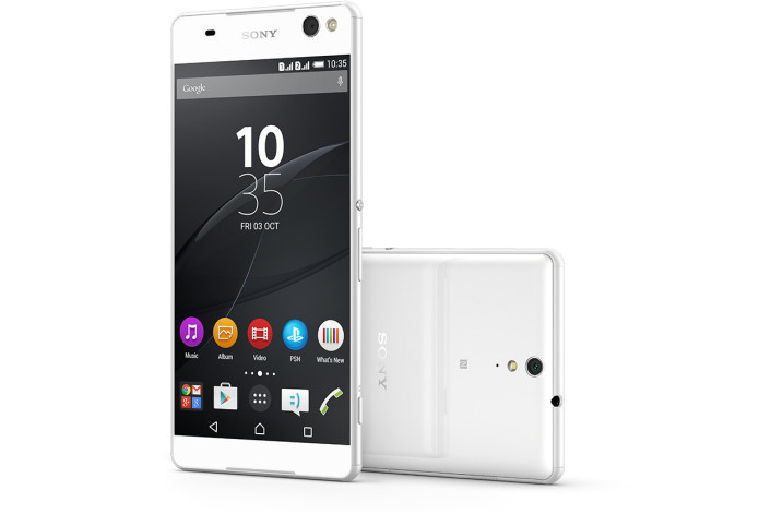 Sony unveils smartphones with dual 13MP cameras