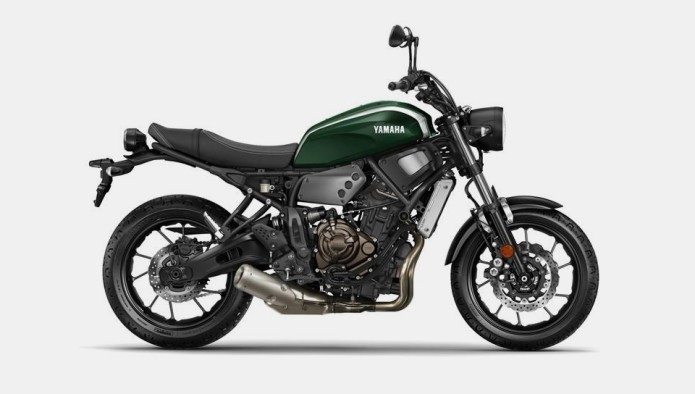 2016 Yamaha XSR700 Pairs Retro Style With Modern Tech