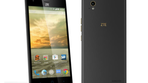 ZTE Warp Elite budget Android phone hits Boost Mobile