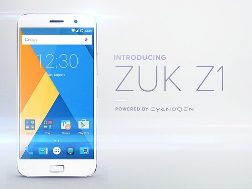 Lenovo-backed ZUK Z1 goes international in October
