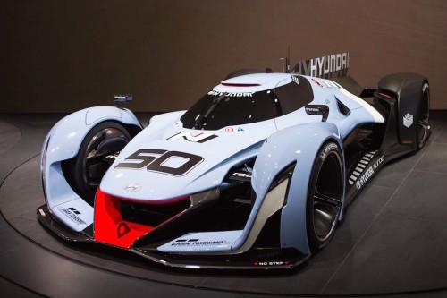 Hyundai unveils N 2025 Vision Gran Turismo in Frankfurt