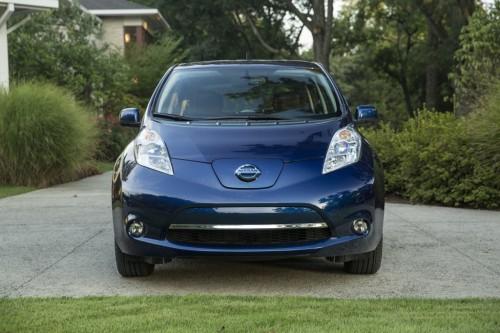 2016 Nissan Leaf adds 107 mile battery option