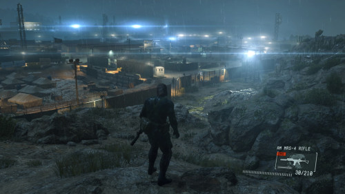 Metal Gear Solid V PC disk is just a Steam installer
