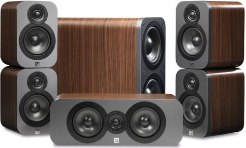 Q Acoustics 3000 Series 5.1 Cinema Pack review