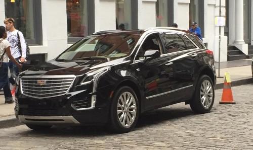 Cadillac XT5 Crossover to debut in November Dubai Auto Show
