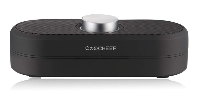 CooCheer Compact Portable Bluetooth Speaker review: a good-looking and cheap wireless speaker