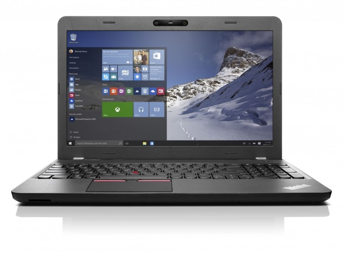 Lenovo ThinkPad E Series targets SMBs and road warriors