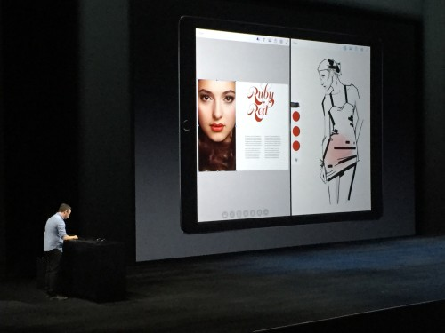iPad Pro has 4GB RAM reveals Adobe Photoshop Fix app