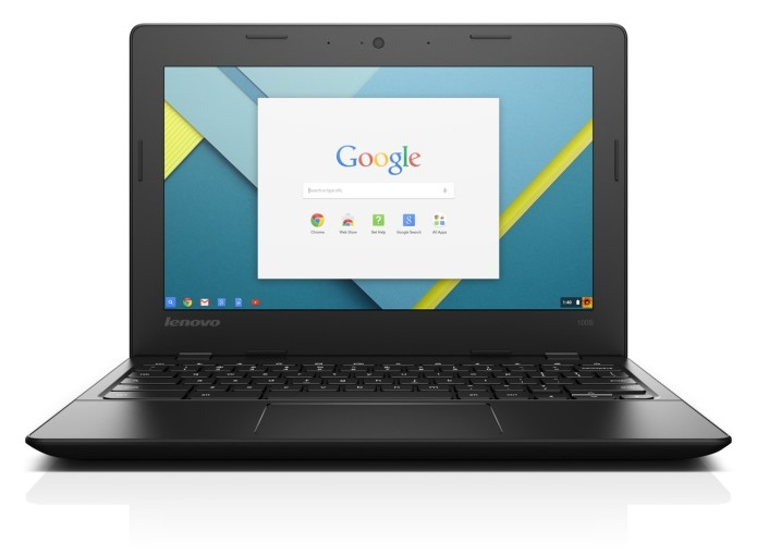 Lenovo Chromebook 100S arrives this holiday season