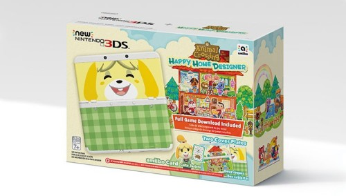 New Nintendo 3DS launches in U.S. on September 25