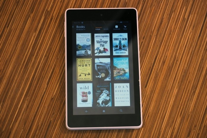 Amazon prepping $50 6-inch tablet, coming this Fall