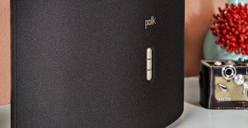 Polk Omni S6 speaker is designed for big rooms