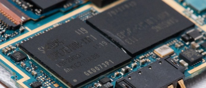 Samsung Exynos M1 SoC discovered in benchmark